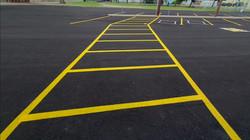 True Stripe Parking Lot Services _ Parking Lot Striping _ Pressure Washing _ Lufkin, Texas