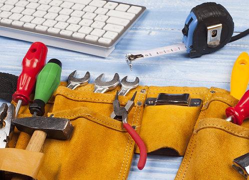 Weekly Website Maintenance