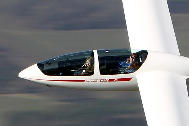 DG 505 glider