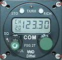 Radio Tranciever VHF
