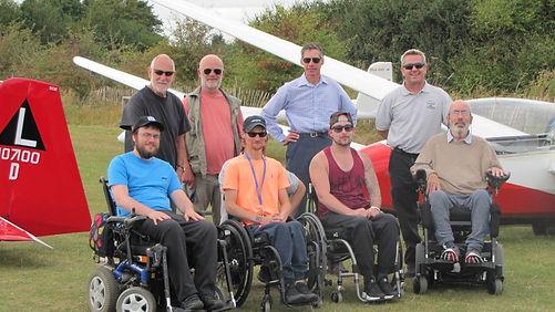 Sportability - Gliding Visit