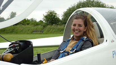 Jago Ready To Fly The PW-6 Glider
