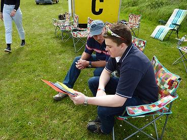 Alex Harris Essex Gliding Club Instructor