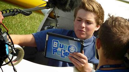 Blue Peter BBC Television
