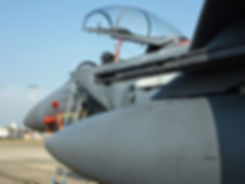 Boeing F-15 Fighter Jet RAF Lakenheath