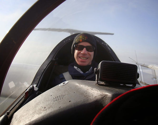 Alex Harris - National Aerobatic Champion