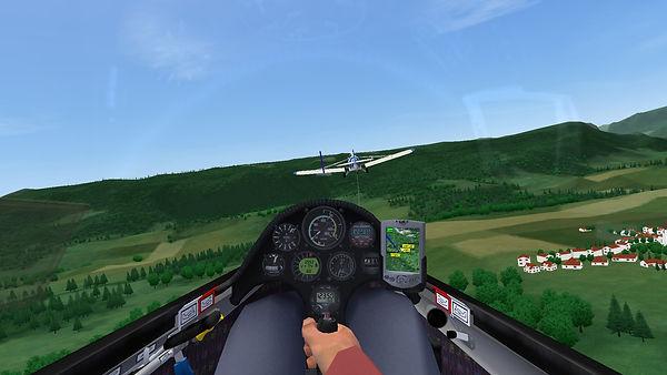 Condor Gliding - Pawnee Aerotow