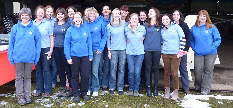 Some members of Women Glide -www.womanglide.co.uk