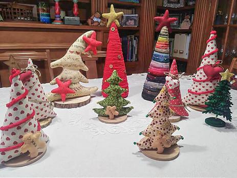 Más arbolitos de navidad