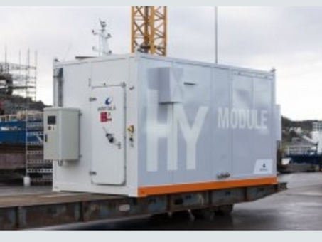 Battery Powered Offshore Supply Vessels