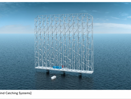 Next generation wind turbine to power 100,000 households in one go!