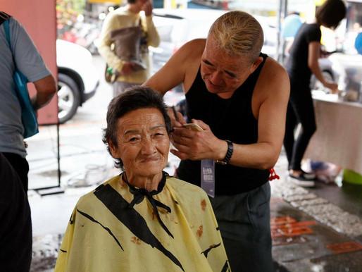 住民故事-髮型設計師Tony