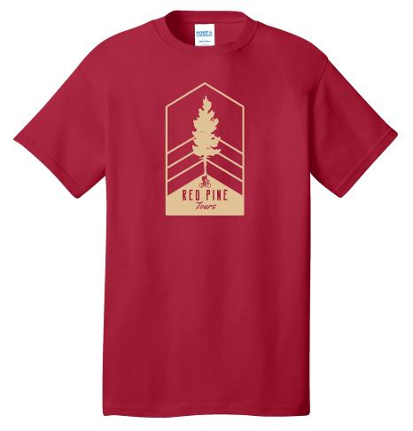 RPT T-Shirt Red