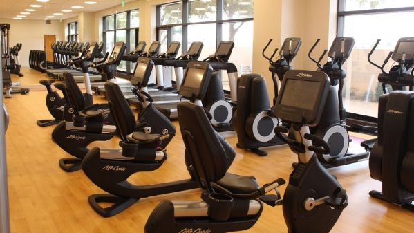 Shertaton Chicago Fitness Room