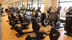 Shertaton Chicago Fitness Room