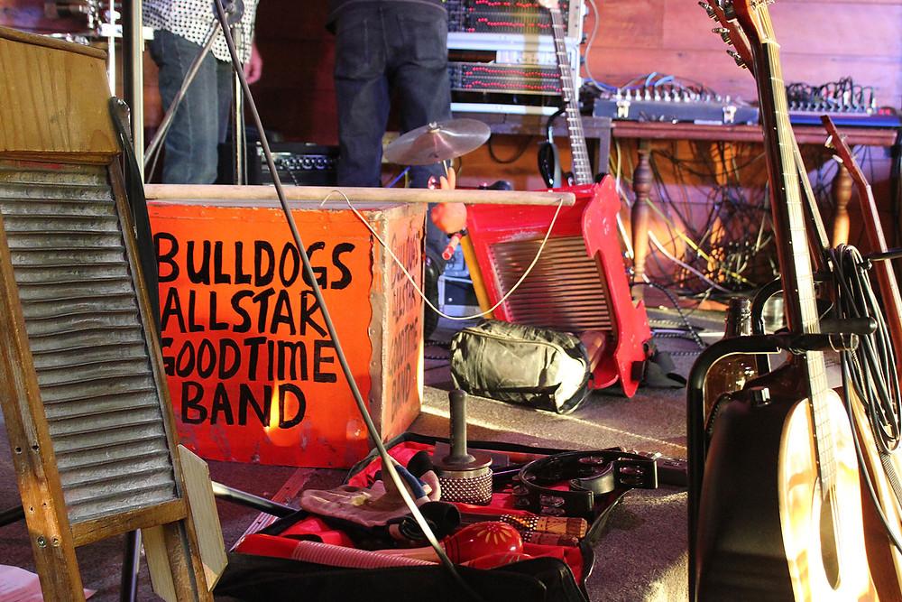Hogsnort Bulldogs instruments