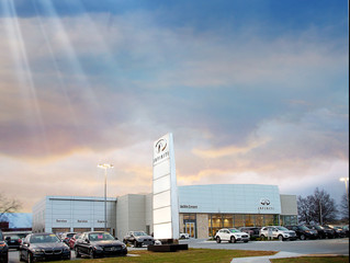 Stava Building Completes Standout Jackie Cooper Infiniti Dealership
