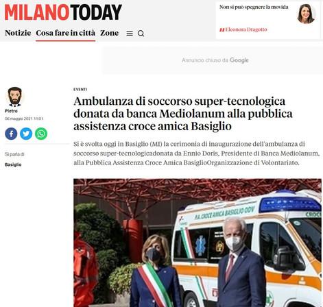 Milano Today  2021_05_06