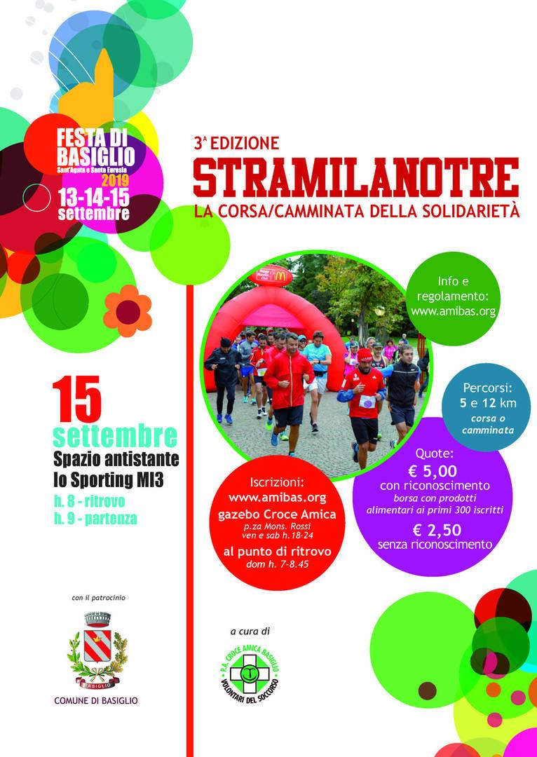 Stramilanotre - III edizione (2019)