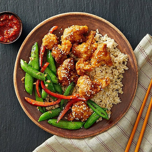 New General Tso's Chicken