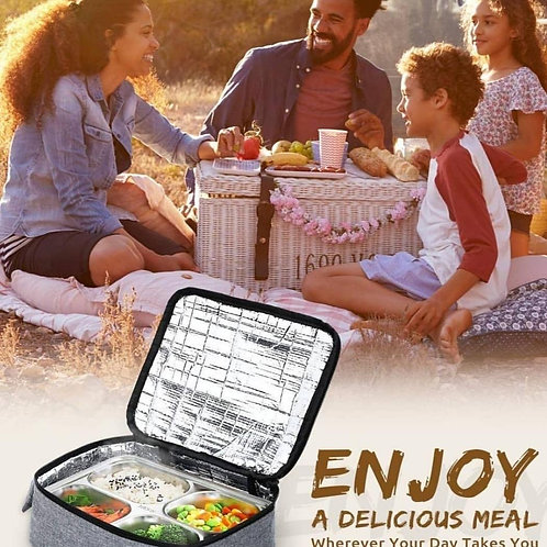 New Personal Portable Oven for Prepared Meals Reheat