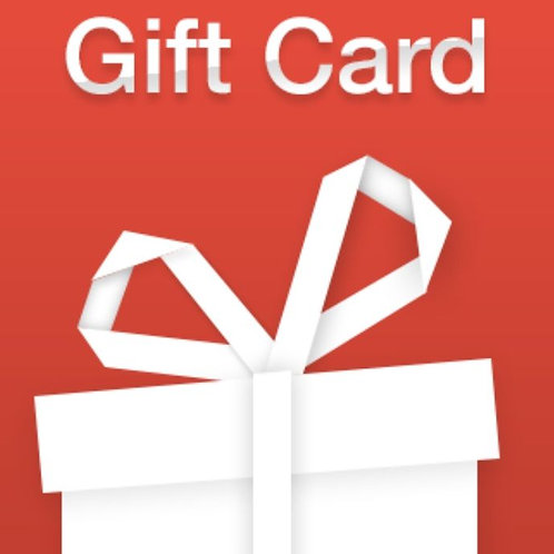 NEW HOLIDAY GIFT CARD