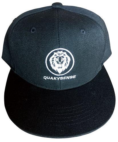 MY LIFE FLAT VISOR CAP 【BLACK】