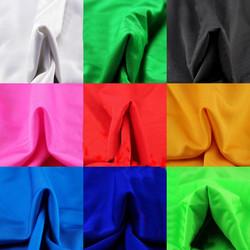 16色4ウェイストレッチニット素材ラテン衣類縫製水着用の生地ライクラナイロンスパンデックス