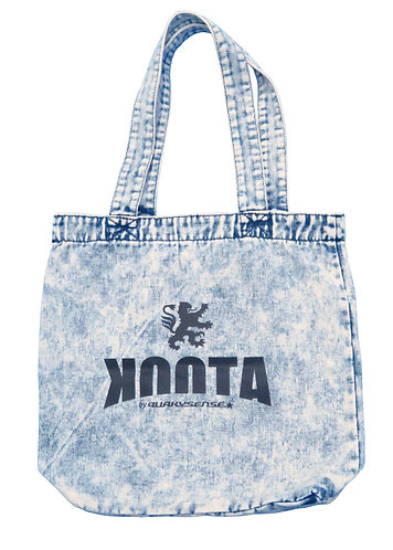 KOOTA DENIM TOTE(CHEMICAL WASH)