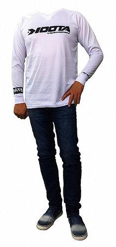 KOOTA COOL SHIRT (LONG)(WHITE)