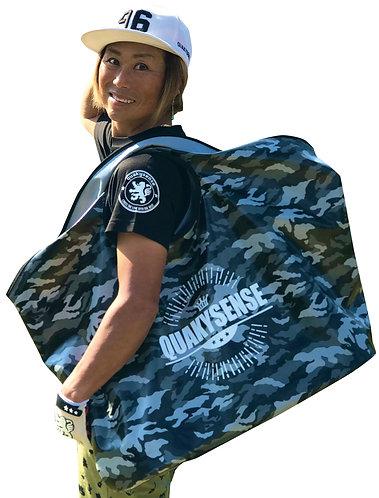 quakysense BEACH BAG (LARGE)【CAMO】