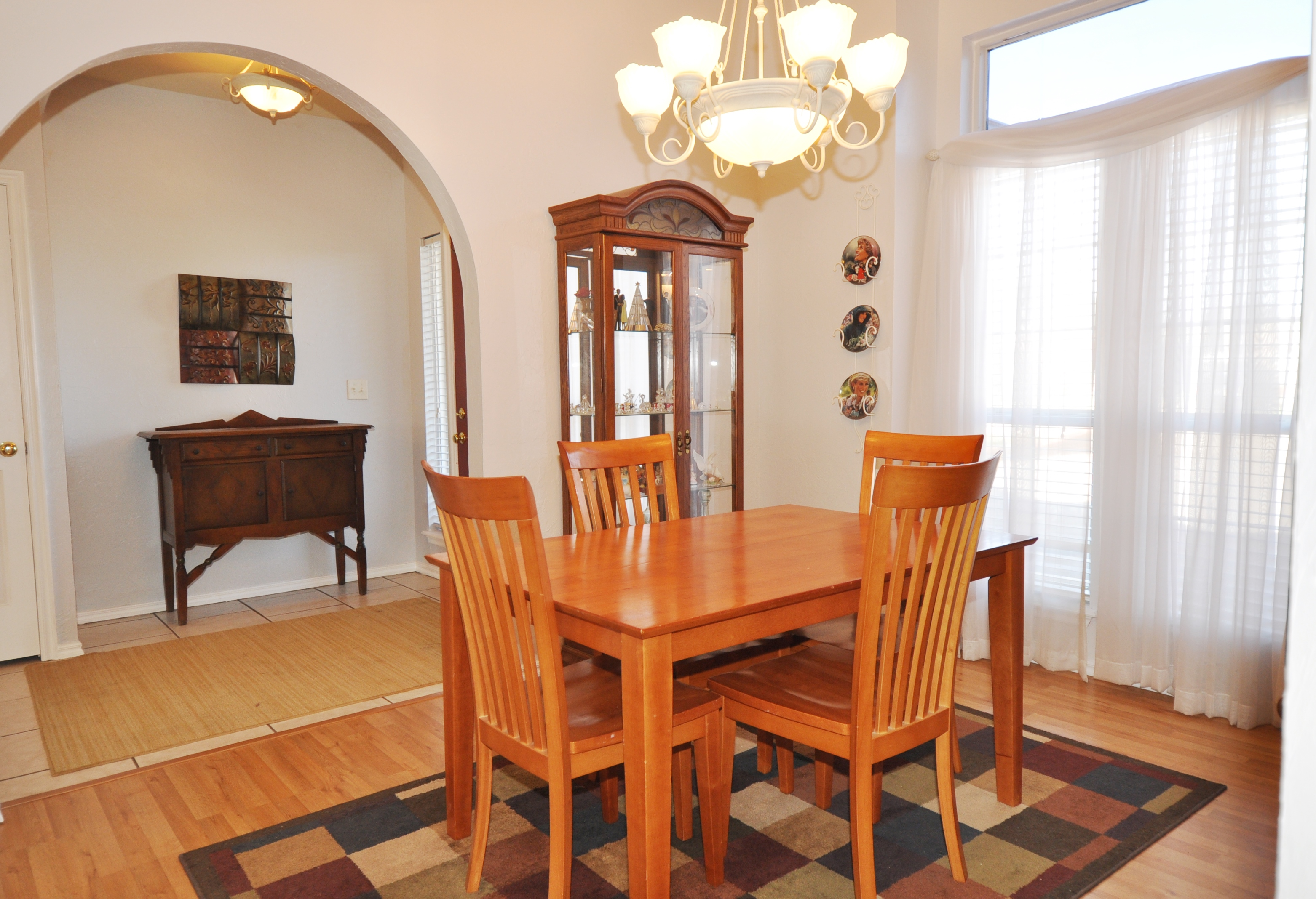 Entry Dining Room