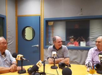 Ràdio Sant Feliu amb l'exposició
