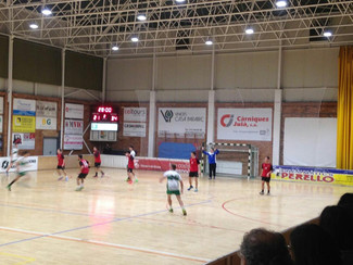 H Bordils 21-34 Juvenil