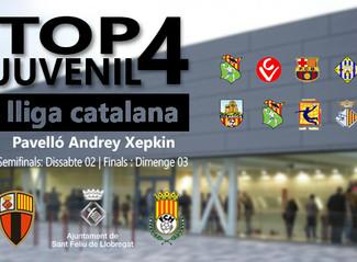 TOP4 Juvenil Lliga Catalana