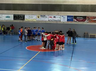 Infantil A 25-32 La Salle