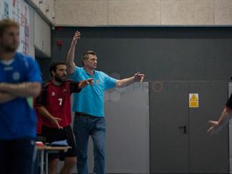 El Club d'Handbol Sant Llorenç renova a l'Andrey Xepkin com a entrenador del seu primer equip.
