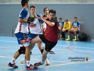 CH St Esteve Palautordera 30-26 Juvenil