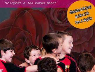 XVIII Torneig mini-handbol ciutat de les roses