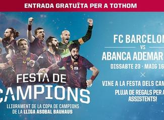 FCB vs ABANCA AL