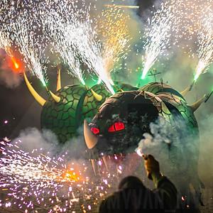 Festa major de Molins de Rei