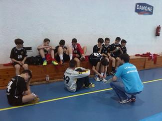 Salle Bonanova 26-23 Infantil A