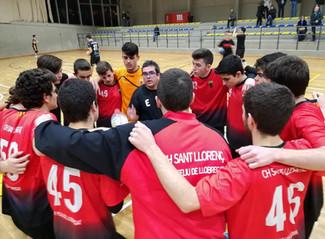 UE Castelldefels 24-30 Juvenil