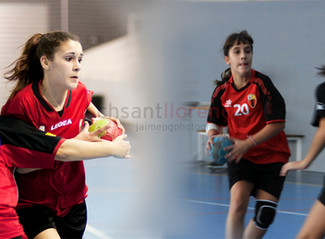 L'Handbol femení de Sant Feliu