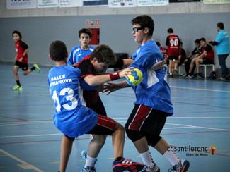 Infantil A 27-23 Salle Bonanova