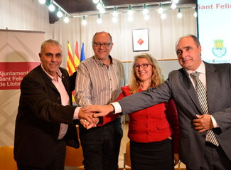 Sant Feliu es converteix en la capital de l'handbol català | #FentHistòria