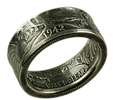 Coin rings for sale