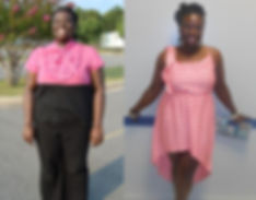 weight loss results, fitness in little rock, personal training in little rock, boot camps, zumba fitness in little rock