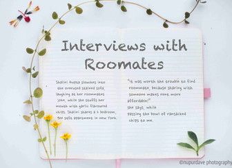 Living with Roomates: The Interviews