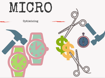Idiots don't micro-optimize